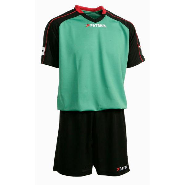 Patrick Granada301 Sporttenue Korte Mouw Heren - Groen / Zwart / Rood