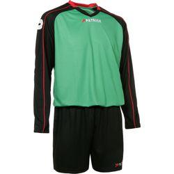 Patrick Granada305 Voetbalset Lange Mouw Heren - Groen / Zwart / Rood