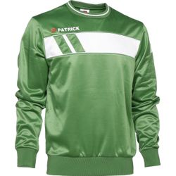 Patrick Impact Sweater Heren - Groen / Wit