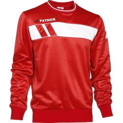 Patrick Impact Sweater Heren - Rood / Wit