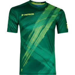 Patrick Limited Maillot Manches Courtes Hommes - Vert