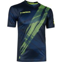Patrick Limited Shirt Korte Mouw Heren - Marine