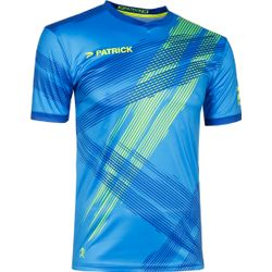 Patrick Limited Shirt Korte Mouw Kinderen - Royal