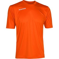 Patrick Pat101 Shirt Korte Mouw - Oranje