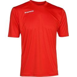 Patrick Pat101 Shirt Korte Mouw Heren - Rood