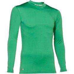 Patrick Shirt Opstaande Kraag Heren - Groen