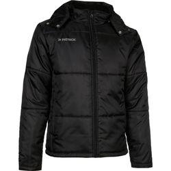 Patrick Dynamic Coach Jacket Kinderen - Zwart