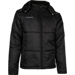 Patrick Dynamic Coach Jacket - Zwart