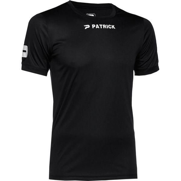 Patrick Power Shirt Korte Mouw Heren - Zwart