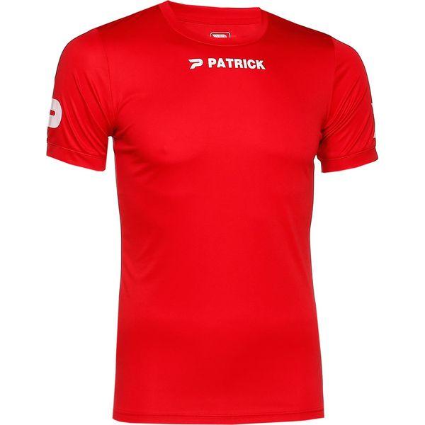 Patrick Power Shirt Korte Mouw Heren - Rood