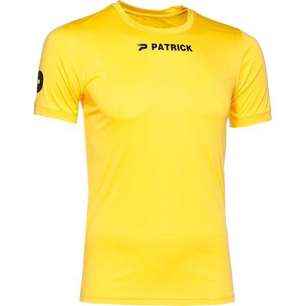 Patrick Power Shirt Korte Mouw Kinderen - Geel