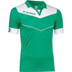 Patrick Power Shirt Korte Mouw Heren - Groen / Wit
