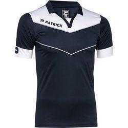 Patrick Power Shirt Korte Mouw - Marine / Wit