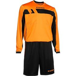 Patrick Set D'arbitre Ml Hommes - Orange / Noir