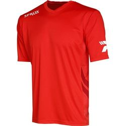 Patrick Sprox Shirt Korte Mouw - Rood