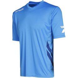 Patrick Sprox Shirt Korte Mouw - Lichtblauw