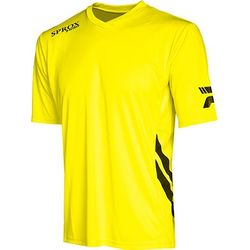 Patrick Sprox Maillot Manches Courtes Hommes - Jaune Fluo