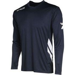 Patrick Sprox Voetbalshirt Lange Mouw Heren - Marine