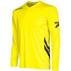 Patrick Sprox Voetbalshirt Lange Mouw - Fluogeel