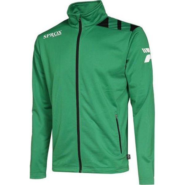 Patrick Sprox Polyestervest Heren - Groen / Zwart