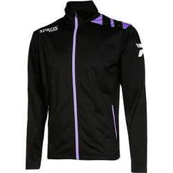 Patrick Sprox Trainingsvest Polyester - Zwart / Paars