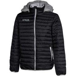 Patrick Sprox Coach Jacket Kinderen - Zwart / Grijs