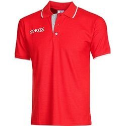 Patrick Sprox Polo - Rood
