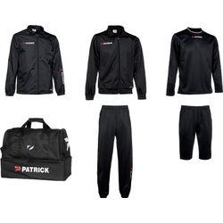 Patrick Steel Pack Promo Enfants - Noir
