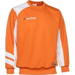Patrick Victory Sweat Hommes - Orange / Blanc