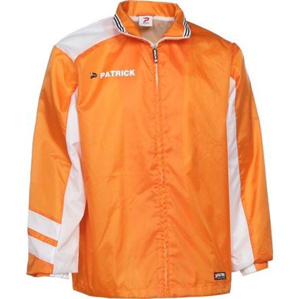 Patrick Victory Regenjas Heren - Oranje / Wit