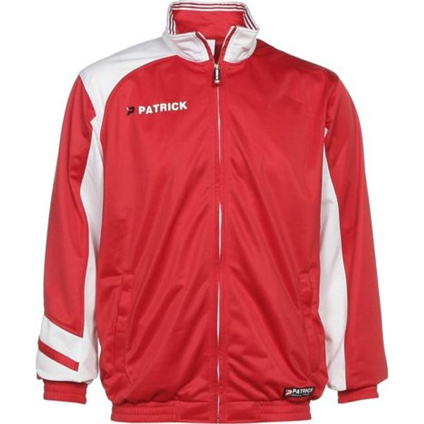 Patrick Victory Polyestervest Heren - Rood / Wit