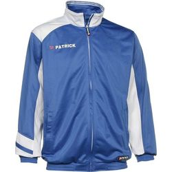 Patrick Victory Trainingsvest Polyester - Royal / Wit