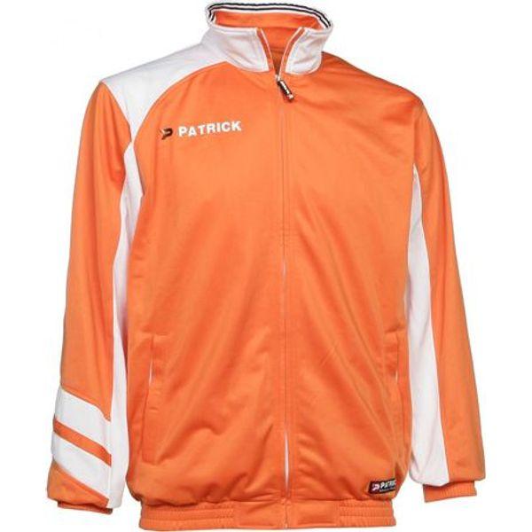 Patrick Victory Polyestervest Heren - Oranje / Wit