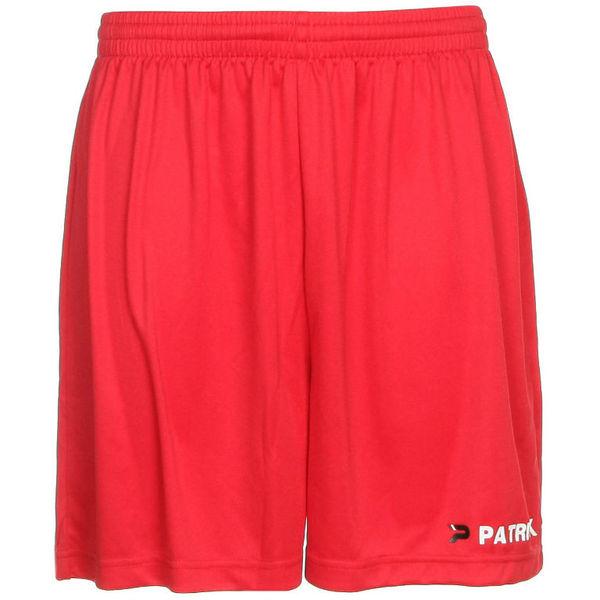 Patrick Victory Short Enfants - Rouge