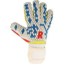 Voorvertoning: Real Fun Blue Keepershandschoenen Heren - Wit / Royal / Rood / Groen
