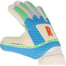 Voorvertoning: Real Greenforce Keepershandschoenen Heren - Wit / Groen / Lichtblauw / Rood