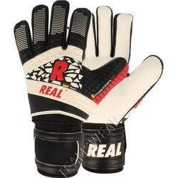 Real Active Keepershandschoenen - Wit / Zwart / Rood