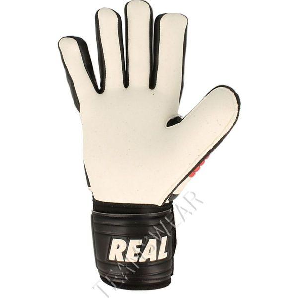 Real Active Keepershandschoenen Heren - Wit / Zwart / Rood