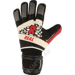 Voorvertoning: Real Active Keepershandschoenen Heren - Wit / Zwart / Rood