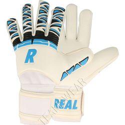 Real Star Keepershandschoenen Heren - Wit / Blauw / Zwart