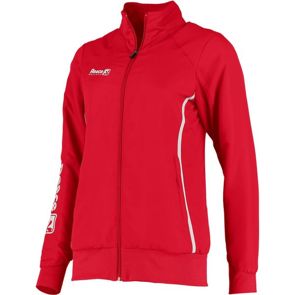 Reece Core Woven Jacket Dames - Rood