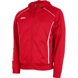 Reece Core Tts Hooded Sweat Full Zip Kinderen - Rood