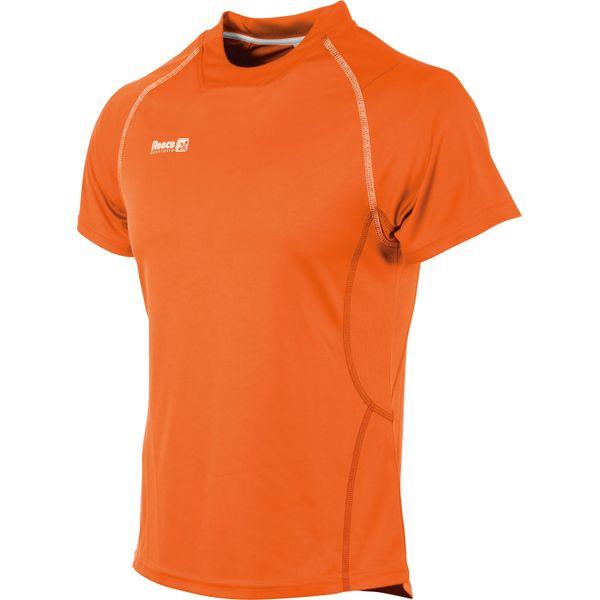 Reece Core Shirt Heren - Oranje