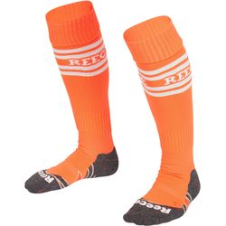 Reece College Chaussettes - Orange Fluo