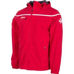 Reece Varsity Breathable Jacket - Rood