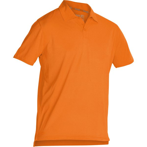 Reece Darwin Climatec Polo Heren - Oranje
