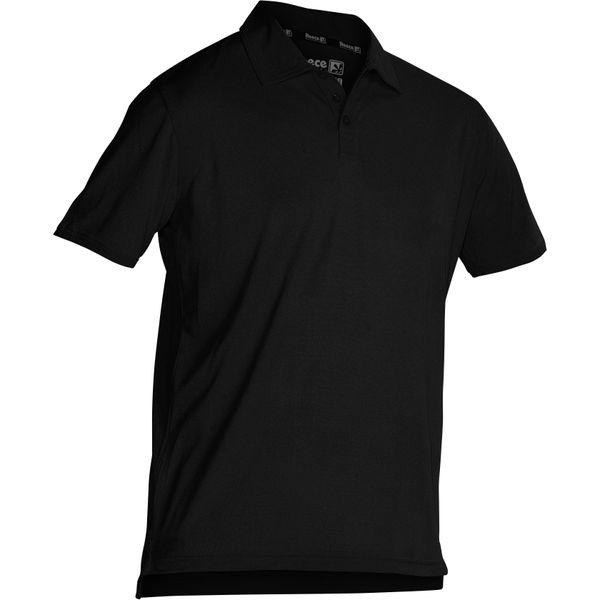 Reece Darwin Climatec Polo Hommes - Noir