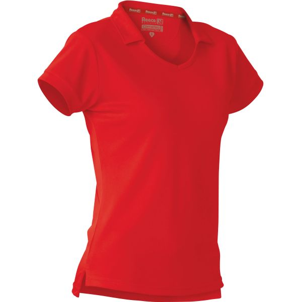Reece Isa Climatec Polo Femmes - Rouge
