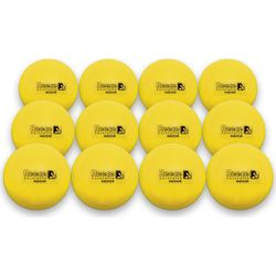 Reece Indoor (12 Pcs) Ballon De Hockey - Jaune