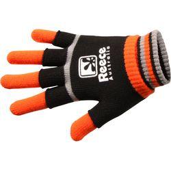 Voorvertoning: Reece 2 In 1 Spelershandschoenen - Zwart / Oranje